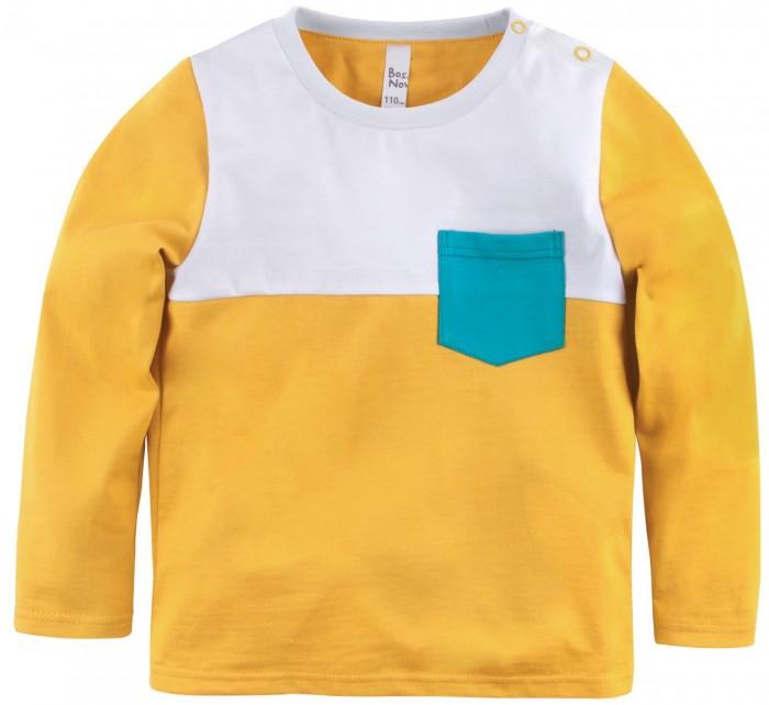 Водолазки и лонгсливы Bossa Nova Лонгслив 215Б-161 t shirt for girls mocha bossa nova 260b 161
