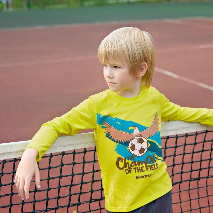 Купить Водолазки и лонгсливы, Bossa Nova Лонгслив для мальчика Angry Birds 178АБ-161