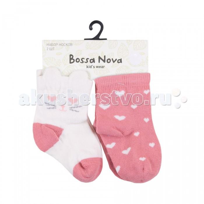 Колготки, носки, гетры Bossa Nova Носки 2 пары 1835 носки 3 шт quelle bossa nova 1018265