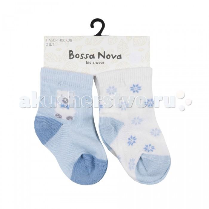 Колготки, носки, гетры Bossa Nova Носки 2 пары 1853 носки 3 шт quelle bossa nova 1018265