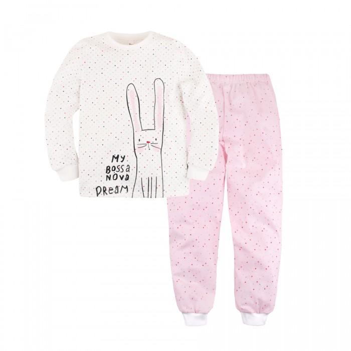 Купить Домашняя одежда, Bossa Nova Пижама для девочки (джемпер, брюки) Basic 356К-171р