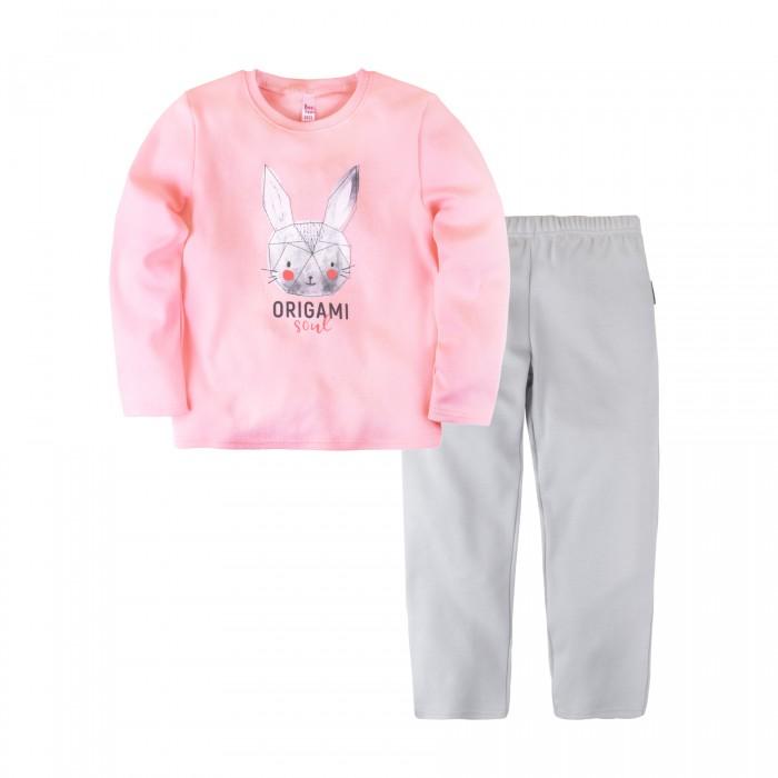 Bossa Nova Пижама для девочки (джемпер, брюки) Оригами 362О-361р