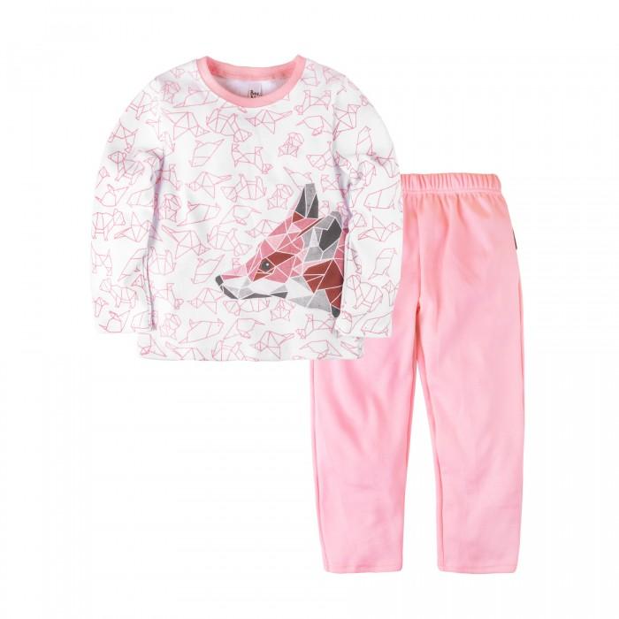 Bossa Nova Пижама для девочки (джемпер, брюки) Оригами 362О-371р