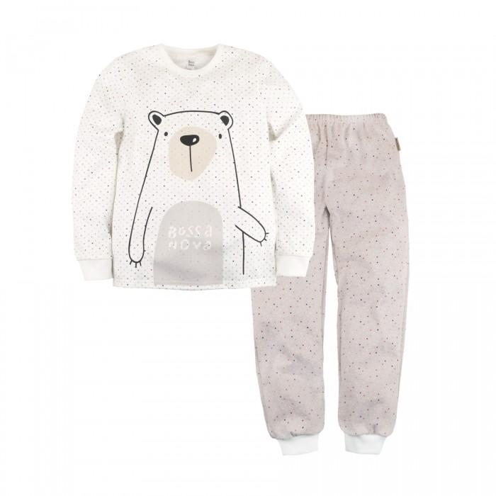 Купить Домашняя одежда, Bossa Nova Пижама для мальчика (джемпер, брюки) Basic 356К-171м
