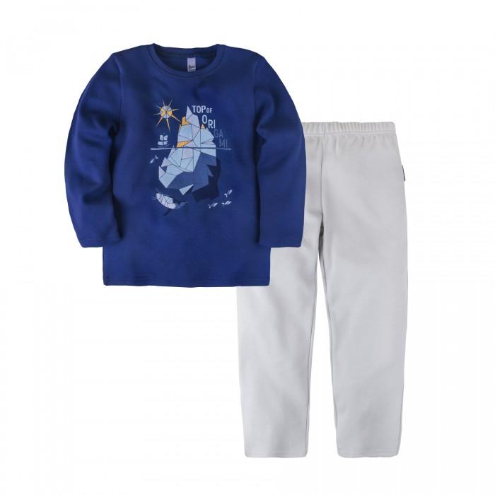 Bossa Nova Пижама для мальчика (джемпер, брюки) Оригами 362О-361