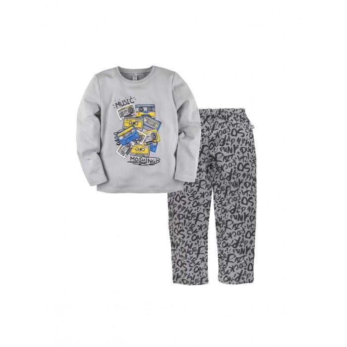 Картинка для Bossa Nova Пижама для мальчика (джемпер и брюки) Маэстро 362У-161