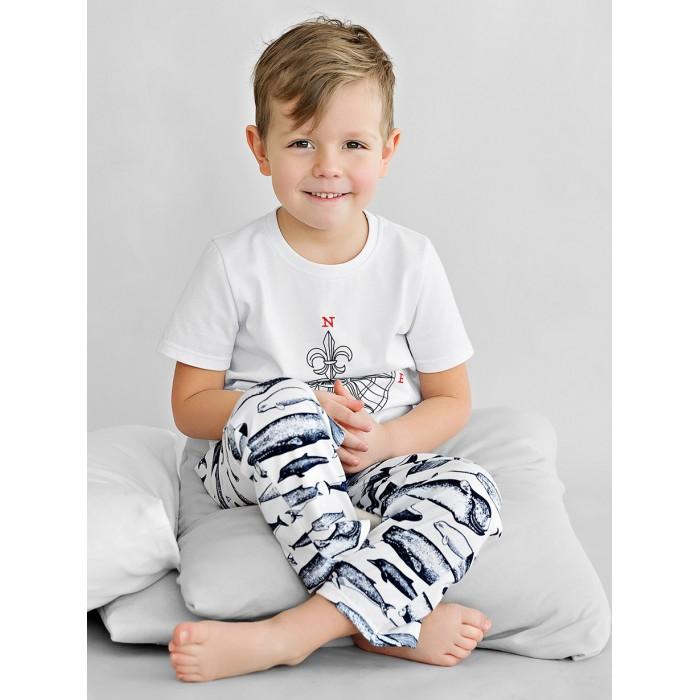 Купить Домашняя одежда, Bossa Nova Пижама для мальчика Мечтатель 351П-151