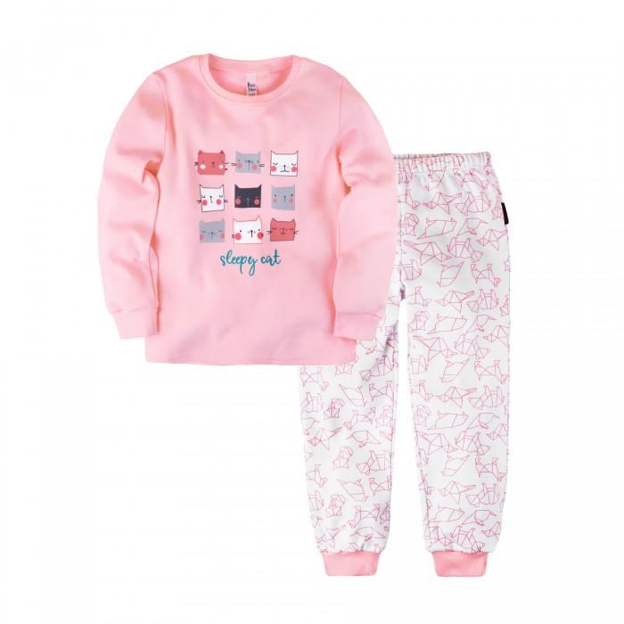 Купить Домашняя одежда, Bossa Nova Пижама (джемпер и брюки) для девочки Оригами 356О-361р