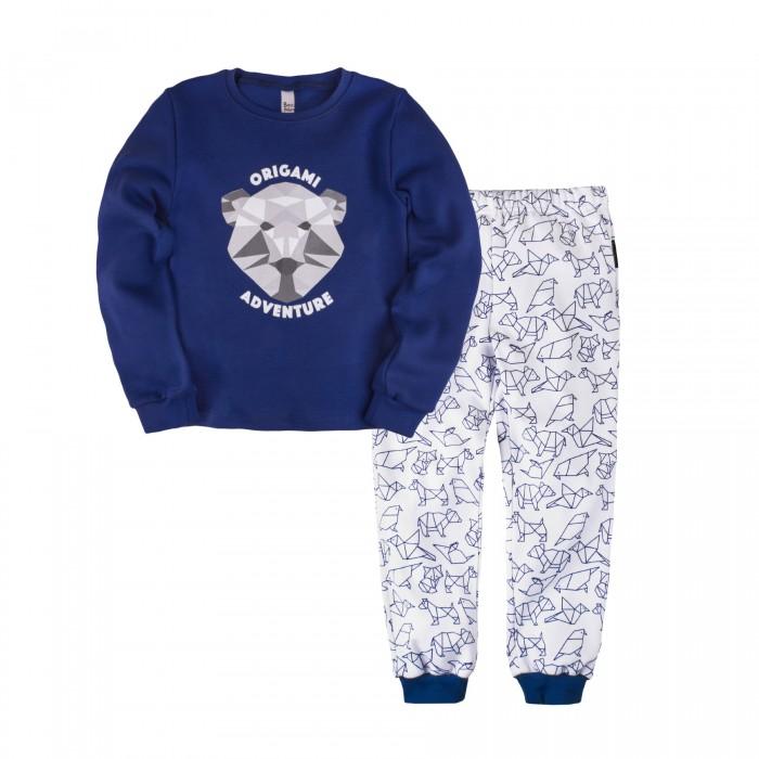 Bossa Nova Пижама (джемпер и брюки) для мальчика Оригами 356О-361