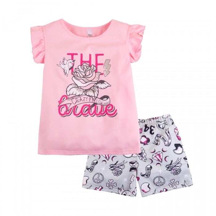Купить Домашняя одежда, Bossa Nova Пижама футболка и шорты Тату 383Б-161