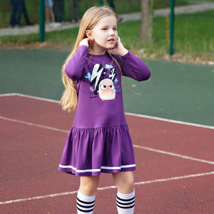 Купить Платья и сарафаны, Bossa Nova Платье для девочки Angry Birds 128АБ-161