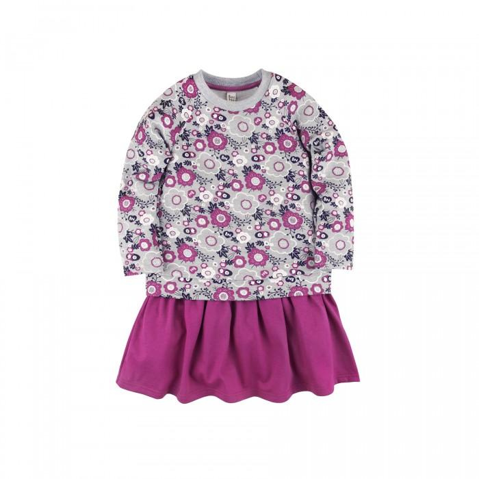 Bossa Nova Платье для девочки Клюква 147Б-487