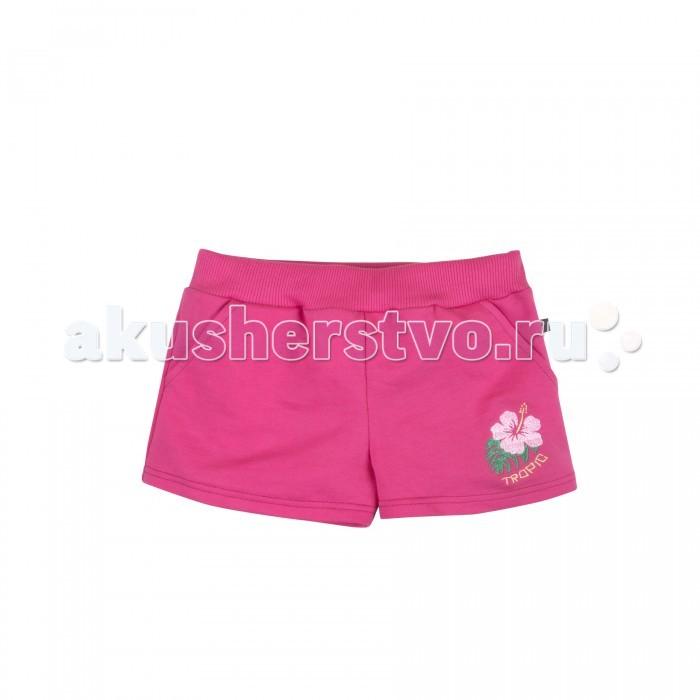 Шорты и бриджи Bossa Nova Шорты для девочки Фламинго кофты и кардиганы bossa nova кофта на кнопках для девочки фламинго