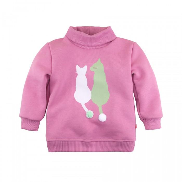Фото - Толстовки и свитшоты Bossa Nova Свитшот для девочки Китти 221Б-462 толстовки и свитшоты рыжий кот тм свитшот для девочки панды