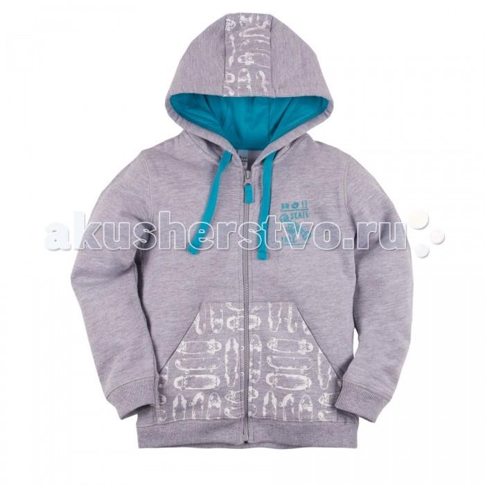 Детская одежда , Толстовки, свитшоты, худи Bossa Nova Толстовка с капюшоном для мальчиков Скейтпарк 181М-462 арт: 427504 -  Толстовки, свитшоты, худи