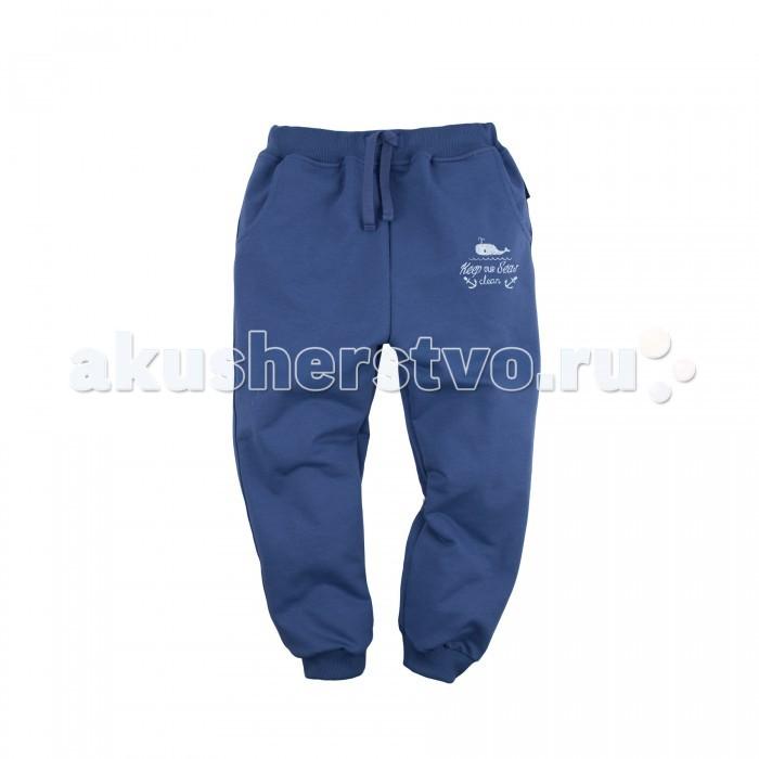 Брюки, джинсы и штанишки Bossa Nova Брюки для мальчика Вышивка Капитан 483Л-464 bossa nova брюки цвет белый