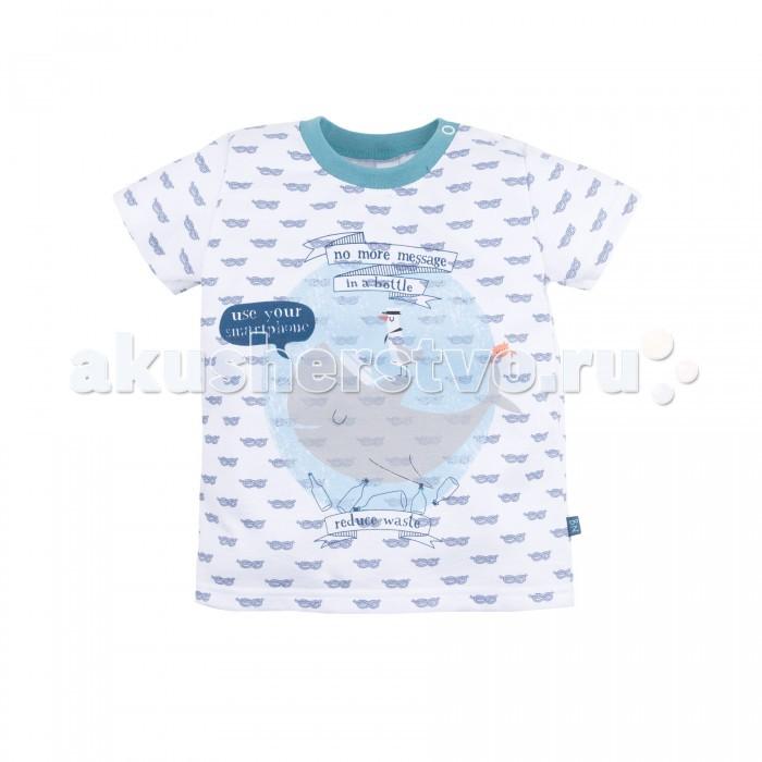 Футболки и топы Bossa Nova Футболка для мальчика Капитан 259Л-171 футболки и топы свiтанак футболка для мальчика р108702
