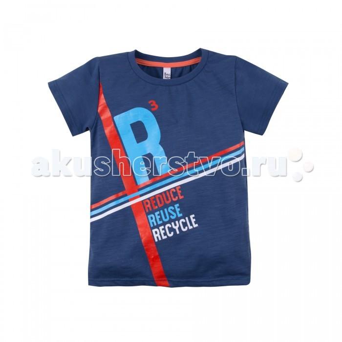 Футболки и топы Bossa Nova Футболка для мальчика Каникулы 267Б-165с футболки и топы свiтанак футболка для мальчика р108702