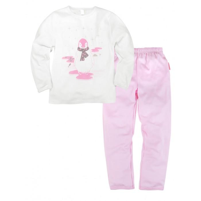 Пижамы и ночные сорочки Bossa Nova Пижама джемпер и брюки с принтом Полярная ночь 362-361, Пижамы и ночные сорочки - артикул:276034