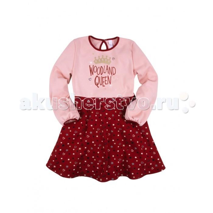 Bossa Nova Платье с принтом Детский сад 127Ч-361
