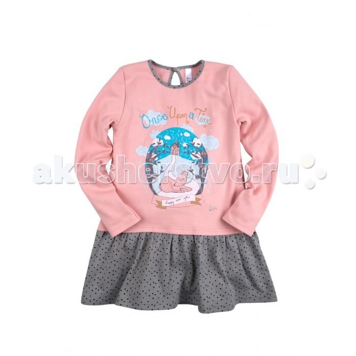 Bossa Nova Платье с принтом Детский сад 128Ч-361