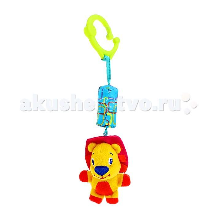 Подвесные игрушки Bright Starts Звонкий дружок bright starts подвеска звонкий дружок львенок