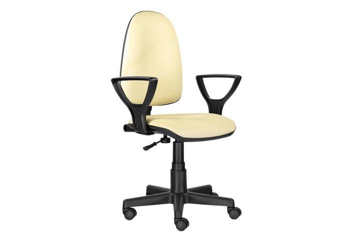 Фото - Кресла и стулья Brabix Кресло Prestige Ergo MG-311 кожзам кресло brabix stream mg 314 без подлокотников пятилучие серебристое экокожа бежевое 532078