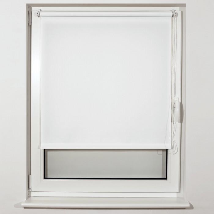 штора рулонная плайн 80х175 см кремовый Шторы Brabix Штора рулонная 80х175 см