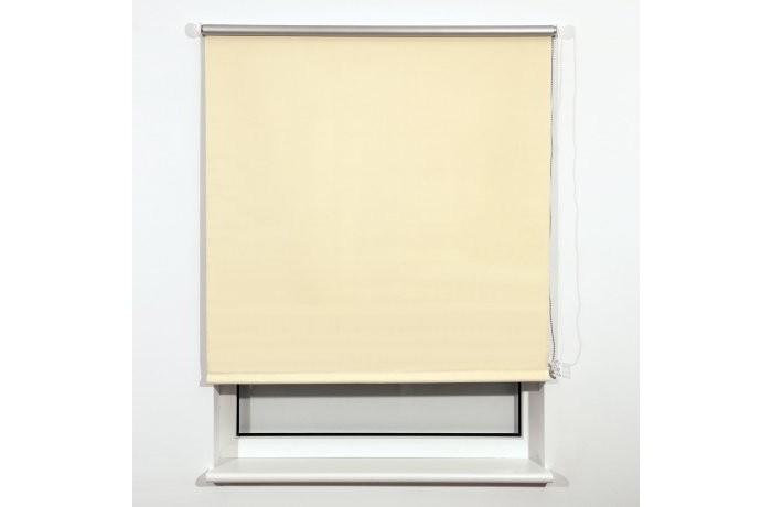Шторы Brabix Штора рулонная светонепроницаемая Блэкаут 160х175 см