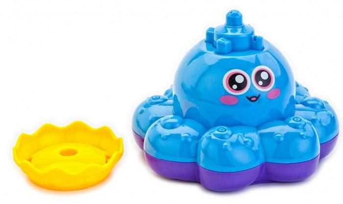 Bradex Игрушка детская для ванны Фонтан-осьминожка фото