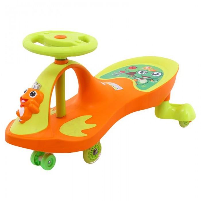 Купить Каталки, Каталка Bradex с полиуретановыми колесами Бибикар-лягушонок