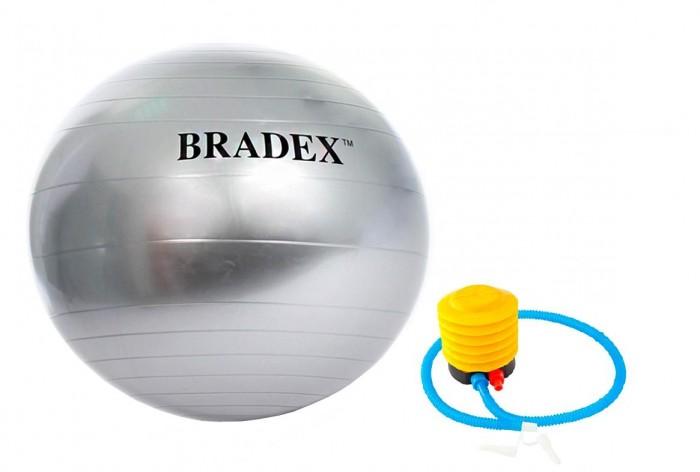 Bradex Мяч для фитнеса Фитбол-85 с насосом