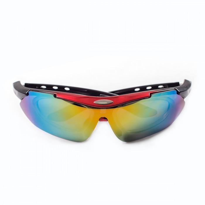 Солнцезащитные очки Bradex спортивные с 5 сменными линзами