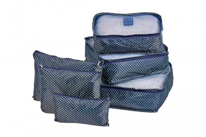 Хозяйственные товары Bradex Органайзеры для хранения 6 шт. TD 0586