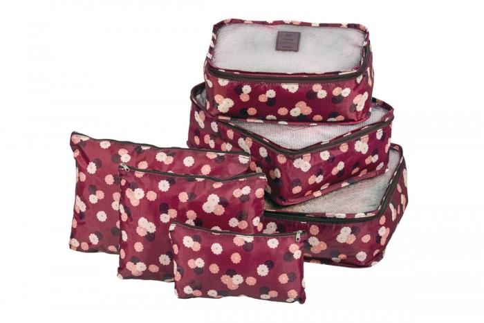 Хозяйственные товары Bradex Органайзеры для хранения Цветы 6 шт.