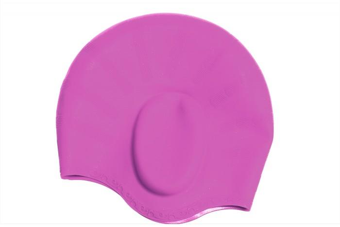 Bradex Шапочка для плавания силиконовая с выемками для ушей от Bradex
