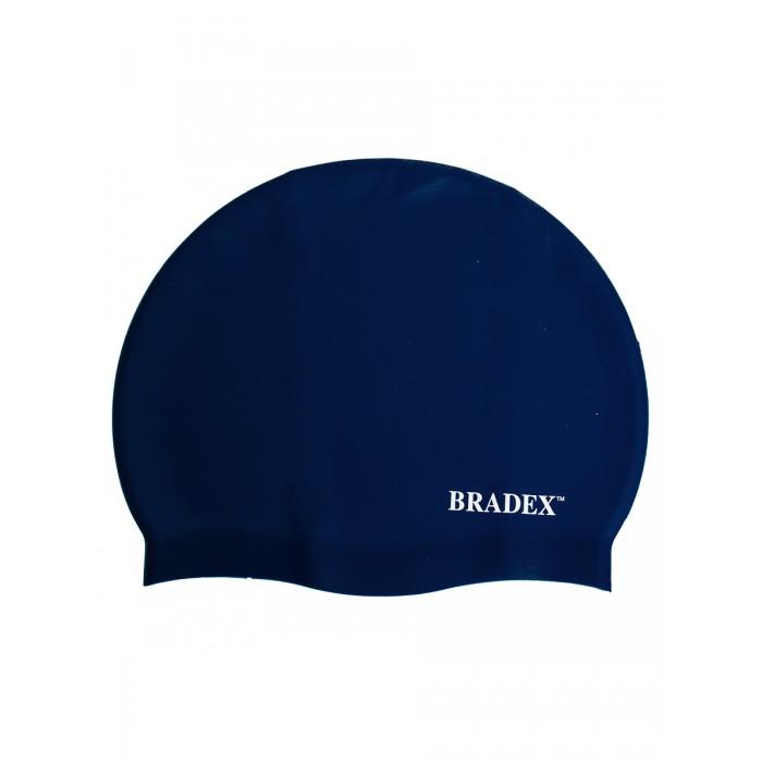 Аксессуары для плавания Bradex Шапочка силиконовая