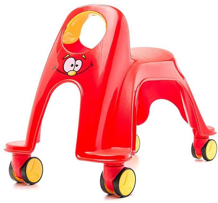 Каталка Bradex детская Вихрьдетская ВихрьBradex Каталка детская Вихрь - это легкая и невероятно простая в управлении игрушка. Она не только надолго займет ребенка, но и поможет улучшить моторику и поспособствует правильному развитию легких и сердечно-сосудистой системы малыша. Маленькие гонщики в возрасте от 1 до 3 лет будут в восторге от такой маневренной машинки.   Особенности: Легкая и невероятно простая в управлении, она не только надолго займет ребенка, но и поможет улучшить моторику и поспособствует правильному развитию легких и сердечно-сосудистой системы малыша Она выполнена таким образом, чтобы быть максимально безопасной для малыша. Модель не занимает много места, а ее форма продумана даже для того чтобы можно было компактно хранить несколько штук пирамидкой Остутсвие острых углов и твердых травмоопасных деталей делают каталку безопасной для малыша Колеса вращаются на 360 градусов и позволяют детям мчаться на нем как вихрь в любом направлении Способ применения: Посадите ребенка на машинку или дайте ему сесть самостоятельно Чтобы начать движение, ребенок должен оттолкнуться ступнями от пола в желаемом направлении Управлять машинкой можно с помощью руля<br>