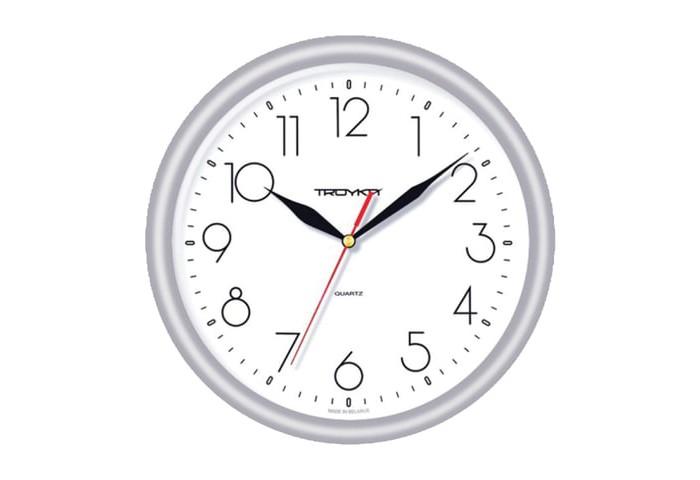 Часы Troyka настенные 21270212 цена 2017