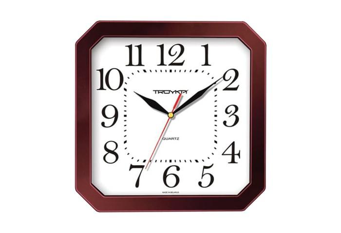 Часы Troyka настенные 31331316 цена 2017