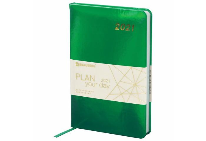 Канцелярия Brauberg Ежедневник датированный Holiday А5 168 листов