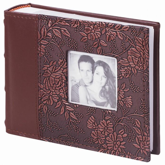 Купить Фотоальбомы и рамки, Brauberg Фотоальбом 100 фото 10х15 см