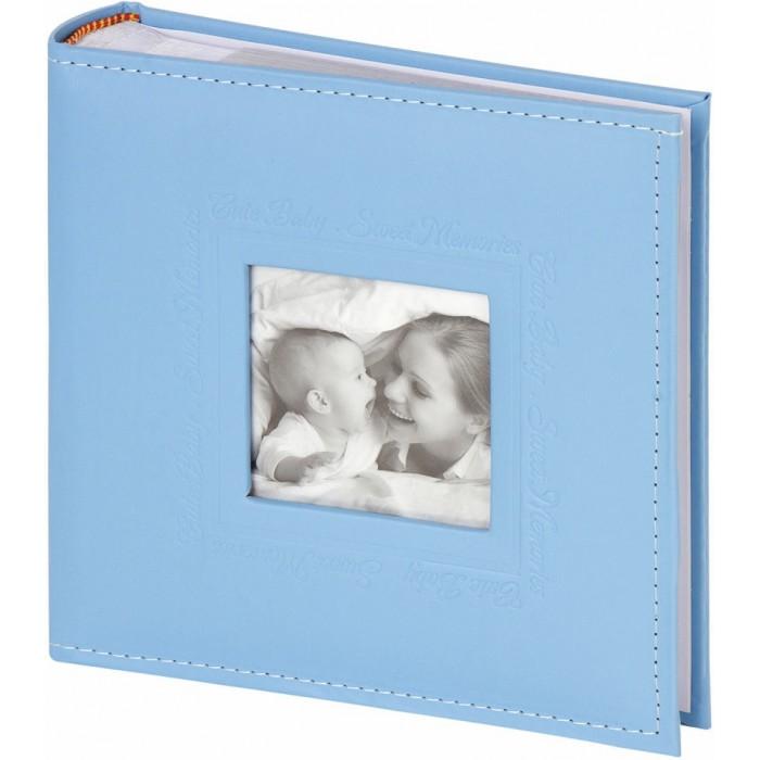 Фотоальбомы и рамки Brauberg Фотоальбом Cute Baby на 200 фото 10х15 см фотоальбомы и рамки brauberg фотоальбом под фактурную кожу на 200 фото 10x15 см