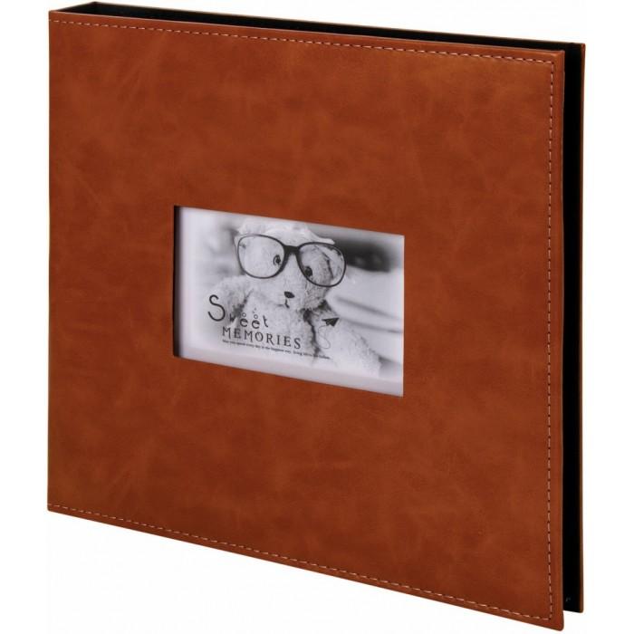 Фото - Фотоальбомы и рамки Brauberg Фотоальбом Premium 20 магнитных листов 30х32 см имидж мастер валик маникюрный 35 см 33 цвета манго а 507 0636 1 шт