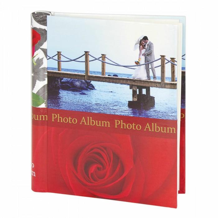 Фото - Фотоальбомы и рамки Brauberg Фотоальбом Чувства 20 магнитных листов 23х28 см lefard ваза kelly 23х30 см