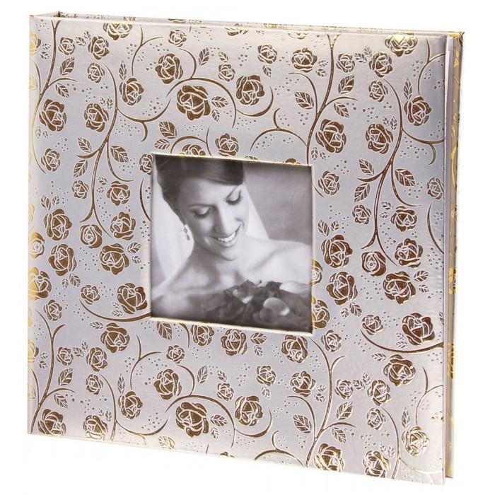 Фото - Фотоальбомы и рамки Brauberg Фотоальбом свадебный 20 магнитных листов 30х32 см фото