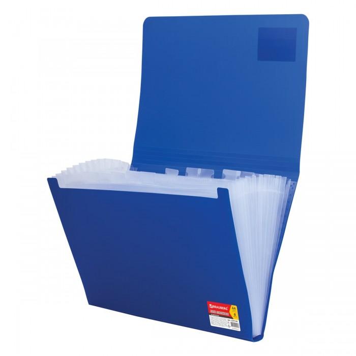 Канцелярия Brauberg Папка на резинках Business А4 папка пластик на резинках а4 megapolis черная