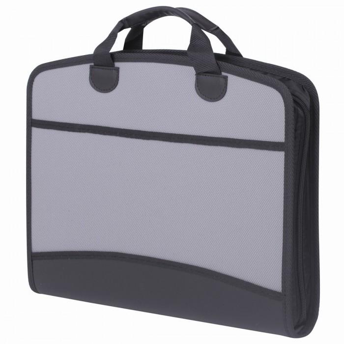Сумки для детей Brauberg Портфель-сумка пластиковый А4+