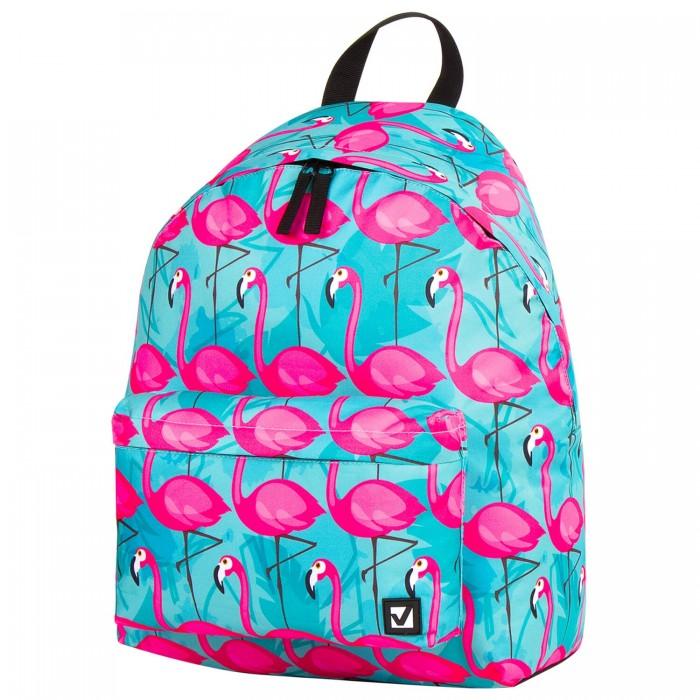 Школьные рюкзаки Brauberg Рюкзак универсальный сити-формат Фламинго