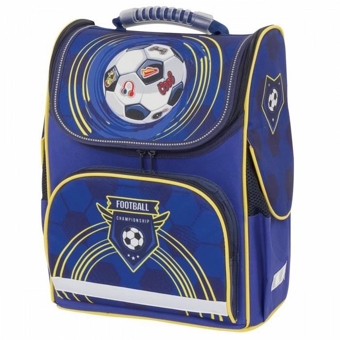 Купить Школьные рюкзаки, Brauberg Style Ранец c эргономичной спинкой Football